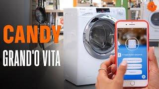 стиральная машина Candy GV4 137 TWC3 обзор