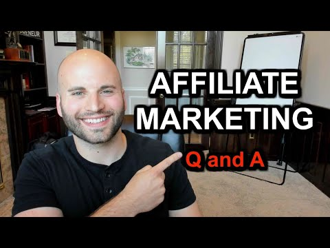 Affiliate Marketing 2019 - Live Q&A With Nathan Lucas