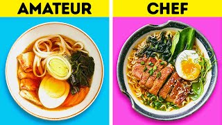 Cook Like A Chef With This Easy Hacks