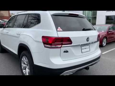 2019 Atlas SE January Lease Special l Volkswagen Atlas SE l VW Atlas