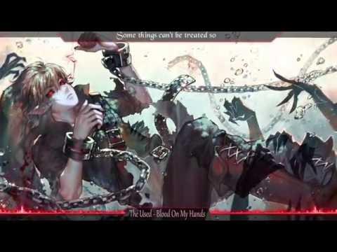 Nightcore - Blood On My Hands