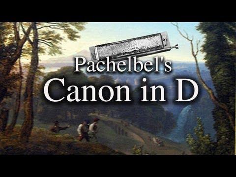 Pachelbel's Canon in D (Harmonica) - YouTube