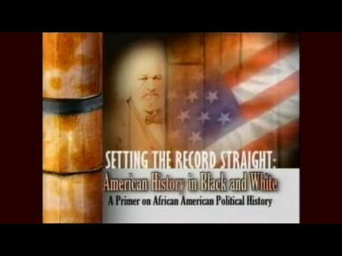 BLACK HISTORY 101:   Setting the Record Straight