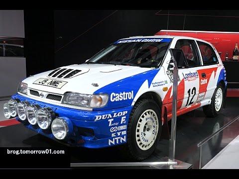 "Nissan Pulsar GTI-R 1992 WRC ""RAC Rally"" - YouTube"