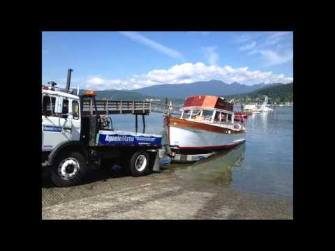 Vancouver Boat Show 2016   Agonic Marine Transport