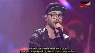 Mark Forster - Wir sind groß Lyrics - Sub Español