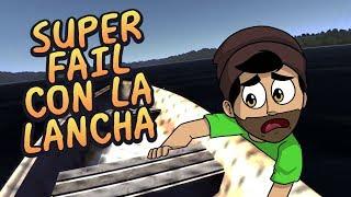 Video de SUPER FAIL CON LA LANCHA ? My Summer Car #5 | iTownGamePlay