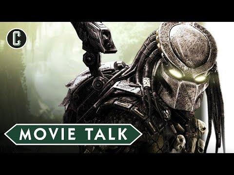 The Predator Plot Details Revealed - Movie Talk