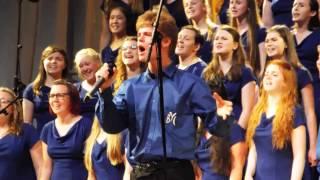 Barnsley Youth Choir.