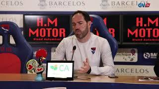 Conferência de imprensa de antevisão ao Gil Vicente FC-Sporting CP