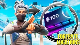 FORTNITE FORTBYTE #13 | LOCATED AT A HIDDEN PLACE IN LOADING SCREEN 2