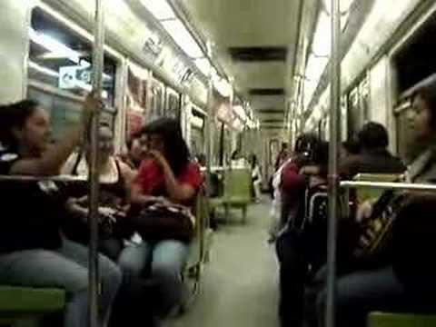 Порно в в метро