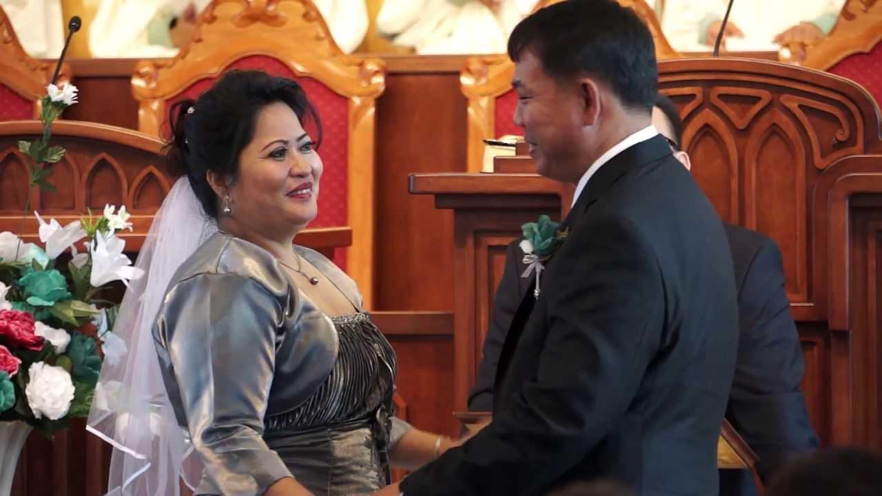 Joseph Cristina 25th Wedding Anniversary Ceremony Short Version