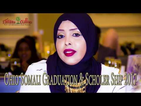2017 Ohio Somali Graduation & Scholarship Program (SomaliCan)