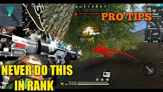 FREE FIRE | RANK PRO TIPS AND TRICKS  KILL FREE FIRE | KILL ALL WITH M1014