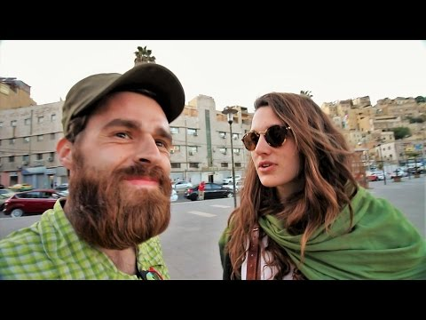 EVERYTHING is different in Amman, Jordan | Travelling Beard