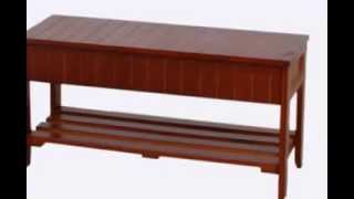 Cute Roundhill Quality Solid Wood Shoe Bench With Storage [best Price/ Best Offers]