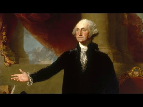 George Washington Part #1 - His Early Years!