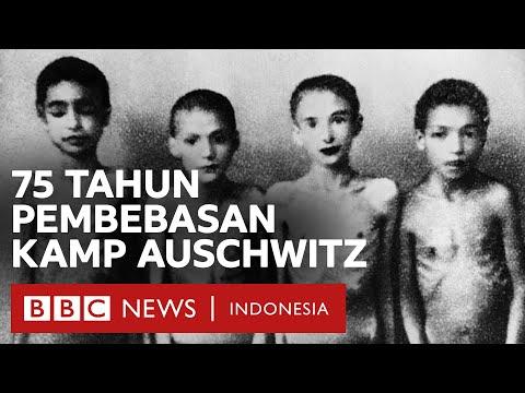 Auschwitz: 75 tahun