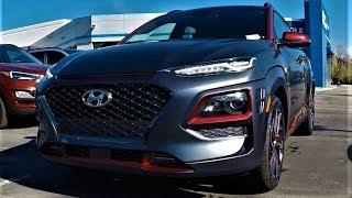 2019 Hyundai Kona Ironman Edition: Hyundai's Newest SUV!