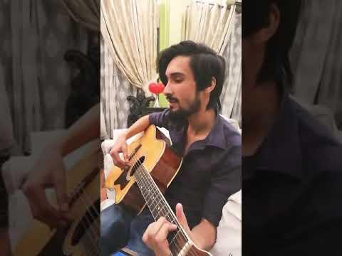 Teri Khaamiyan-Akhil || Guitar Cover || Chords || New Punjabi Song || Unplugged || 2018