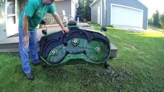 Deere 54D/60D Make Your Mower Great Again