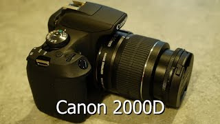 Canon EOS 2000D | Foto de Vakman