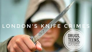 London's Knife Crimes Out Of Control Whats The Solutions