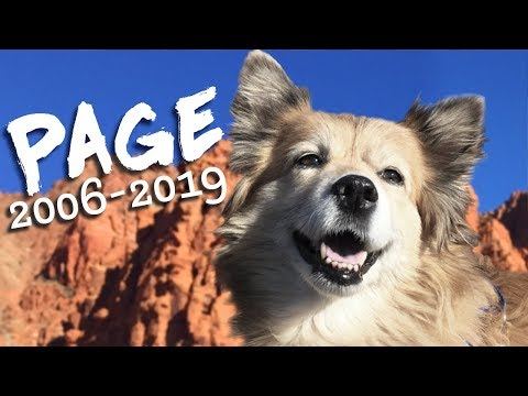 Page Has Passed Away