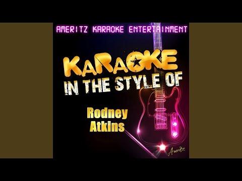 Chasin' Girls (In the Style of Rodney Atkins) (Karaoke Version)