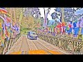 Lachung To Gangtok By Road Journey   North Sikkim Trip   Heaven On Earth   Nature Beauty