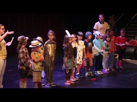 Kids Do It All: Music and Theatre Summer Camp