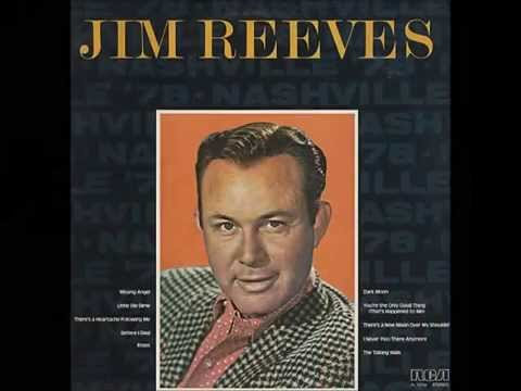 Jim Reeves -- There's A New Moon Over My Shoulder( 1978 vers.)