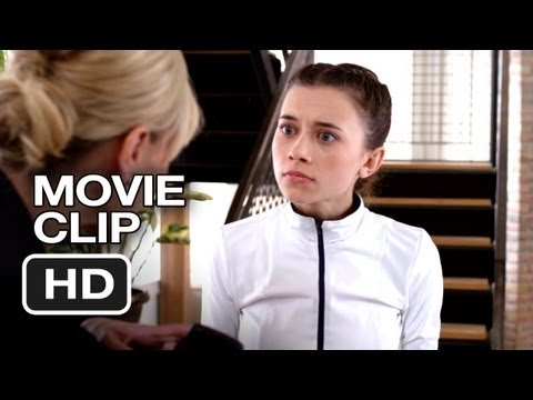 Family Weekend Movie CLIP - VP By March (2013) - Kristin Chenoweth Movie HD