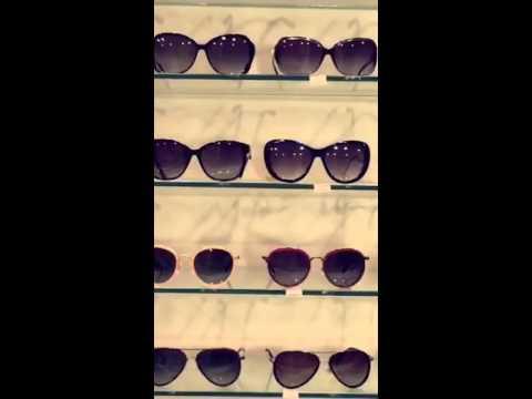 87addd464 مجمع نظارات في الرياض أسعار جميله جدا سناب abuwejdan - YouTube