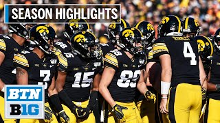 2019 Season Highlights: Iowa Takes on USC in Holiday Bowl | B1G Football