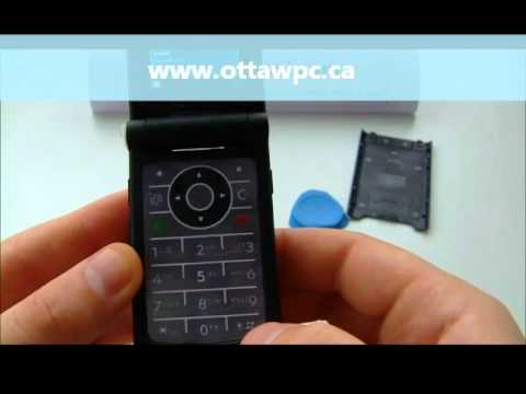 How To Unlock Motorola V3 K1 W510 W580 Z6 E6 Z8 W380 W395 Razr