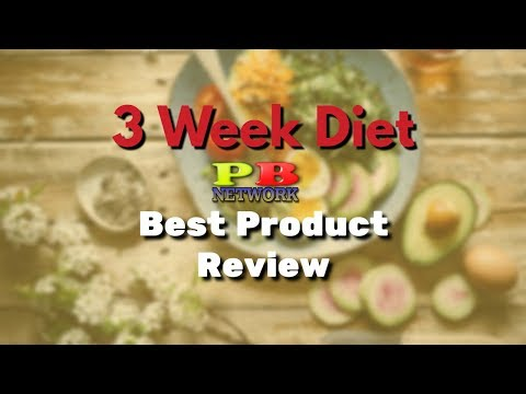 ◀◀◀ 3 Week Diet | How To Lose 21Pounds In 21 Days ▶▶▶