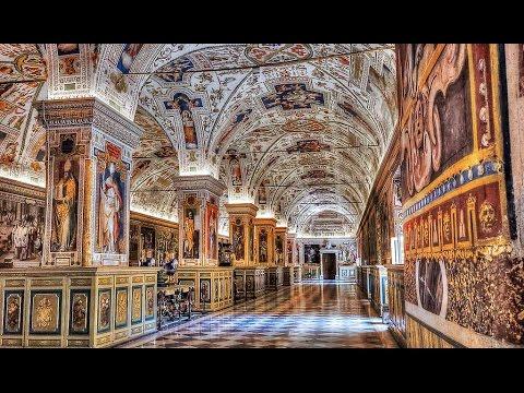 Museo Del Vaticano.Roma Musei Vaticani Prima Parte Rome Vatican Museums First