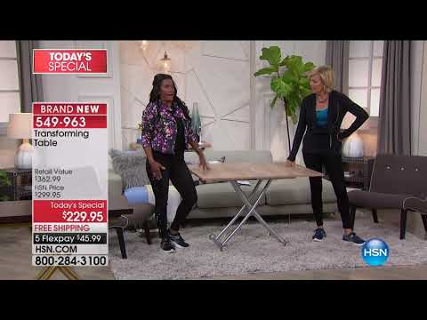 HSN | Home Transformations featuring Concierge Collection 08.22.2017 - 05 PM