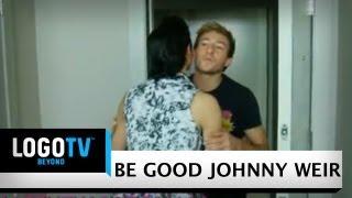 Matthew Mitcham - Be Good Johnny Weir - LogoTV