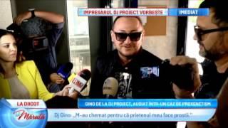 Gino de la DJ Project, audiat intr un dosar de proxenetism... (La Maruta Editia 197)