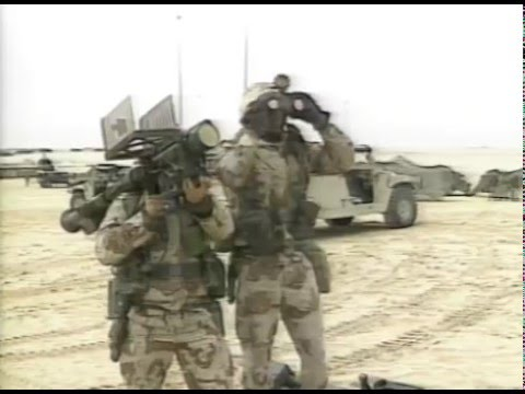 US Army Desert Storm - Air Defense Artillery