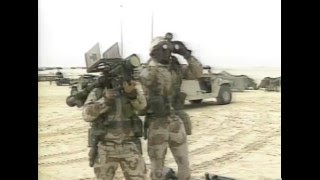 US Army Desert Storm - Air Defense Artillery