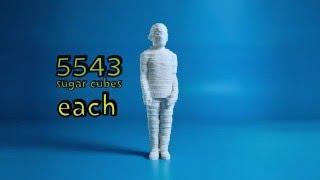 On average, children consume three times more sugar than the maximu...