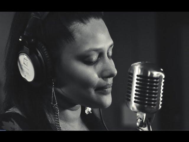 Nina Simone - Four Women - (Cover) By Vasundhara Vee - Black Lives Matter.