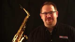 Selmer AS-500 Alto Saxophone vs. LJ Hutchen Mark II Alto Saxophone Comparison and Review thumbnail