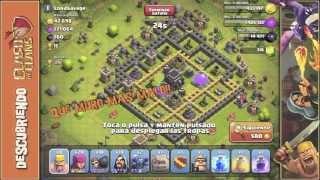 Repeat youtube video Consigue gemas gratis y gastalas sabiamente - Descubriendo Clash of Clans #83 [Español]