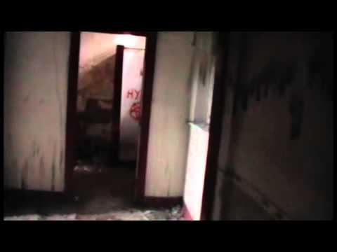 Derelict Eastmoor Secure Children's Unit