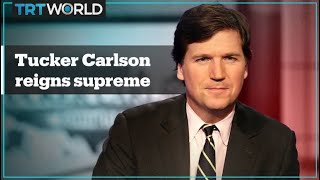 Tucker Carlson: Controversial News Commentator Gets Highest Ratings